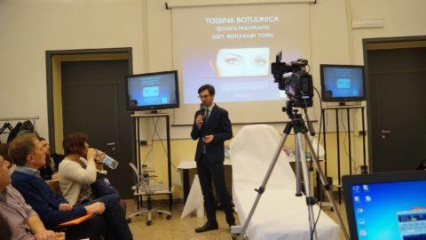 Lezione Scuola Internazionale di Medicina Estetica SIME 2018 Roma